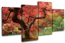 Cherry Blossom Tree Landscapes - 13-1809(00B)-MP04-LO